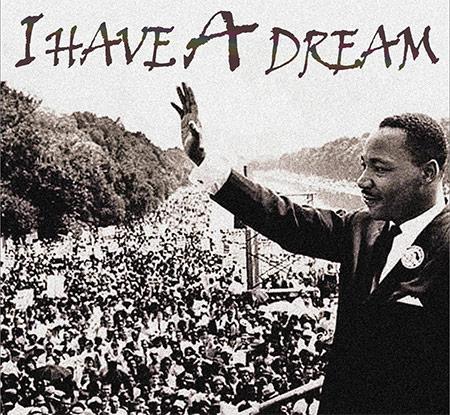 我有一个梦 演讲